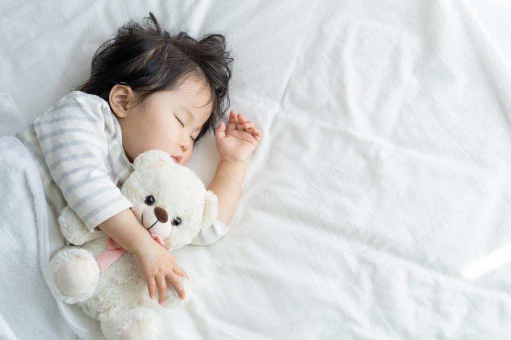 保育_1日の流れ_午睡